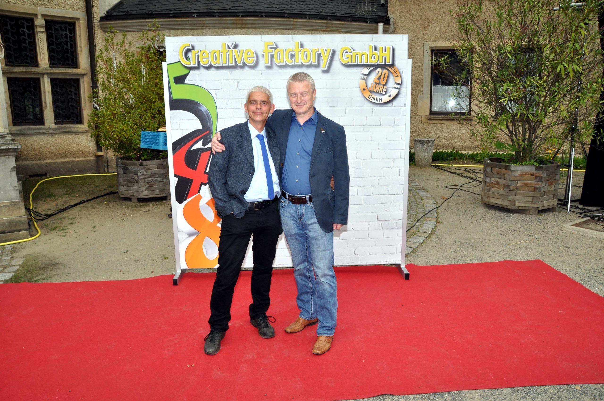 20 Jahre Creative Factory GmbH